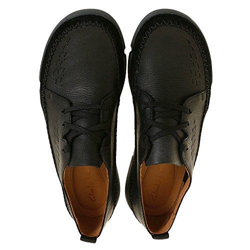 Trifri Lace - Black Leather Nero