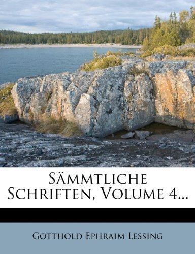 Sämmtliche Schriften, Volume 4...