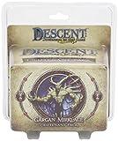 Fantasy Flight Games Descent, 2° edizione, Gioco da tavolo - Espansione Lieutenant Pack: Gargan Mirklace [lingua inglese]