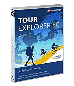 TOUR Explorer 50 Deutschland, Version 7.0