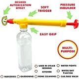 Ugaoo Bottle Spray Gun With Brass Nozzle Sprayer - Used In Car Wash, Gardening, Home & Kitchen Window Cleaning