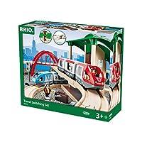 BRIO World - Travel Switching Set