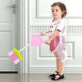 Smibie Kinder Haus Reinigung Spielzeug Playset -4 Pieces Pretend Play Clean Zubehör