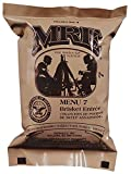 #8: ULTIMATE MRE Pack Date Printed on Every Meal - Meal-Ready-To-Eat. Inspected Certified Fresh by Ammo Can Man. Pack Date 8 2014 or Newer. Inspection 8 2017 or up. Genuine Mil Surplus.