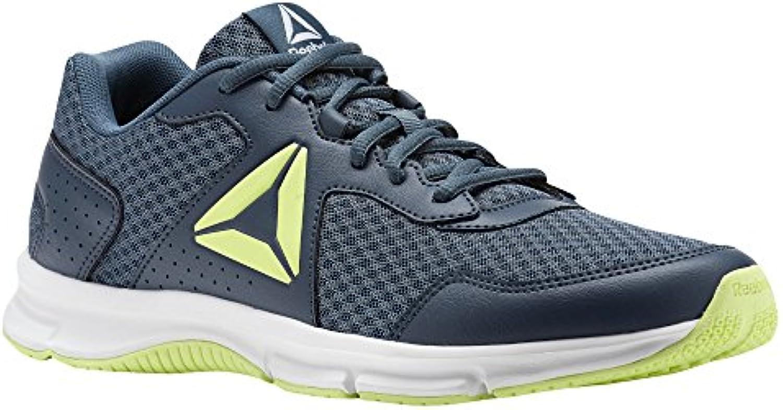 Reebok Express Runner – – – Scarpe da ginnastica, Uomo, Grigio – (Paynes grigio Electric Flash bianca) | Imballaggio elegante e stabile  29fa06