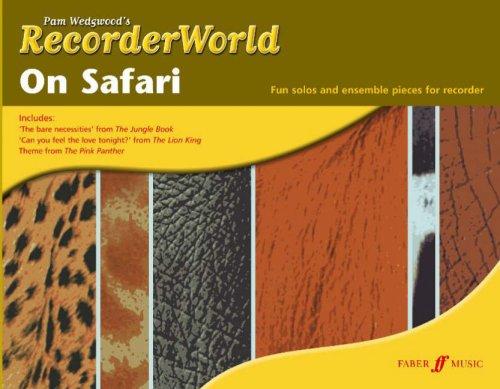 RecorderWorld on Safari