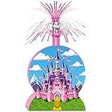Planet Jashn Princess Castle Centerpiece, Multi Color