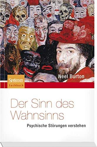 Cover »Der Sinn des Wahnsinns«