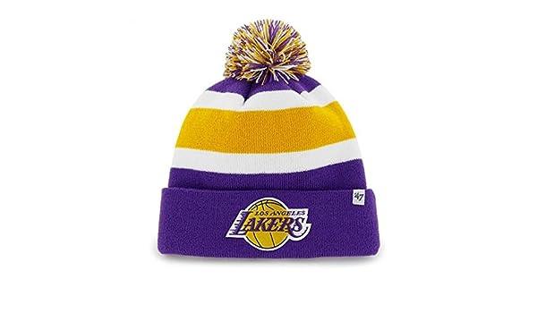 eae9329b327 Los Angeles Lakers Purple Cuff