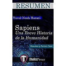 Resumen - Sapiens: A Brief History of Humankind: Spanish Edition