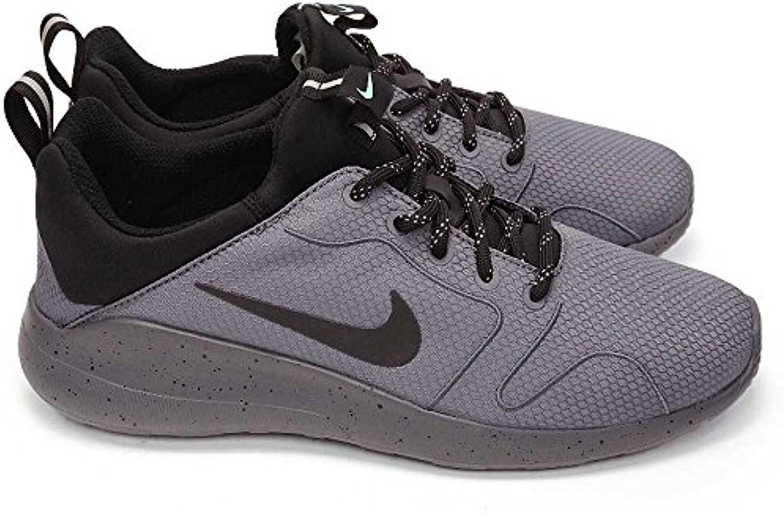 Zapatillas de running Nike Kaishi 2.0 para hombre, Blanco (Azul marino/Blanco), 11.5