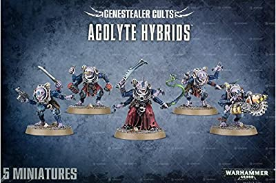 Acolyte Hybrids 51-51 - Genestealer Cults - Warhammer 40,000