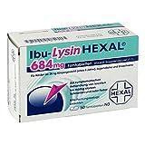 Ibu-Lysin HEXAL 684 mg, 50 St. Filmtabletten