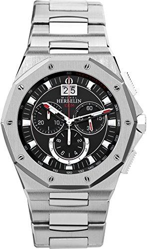 36631/B14 Michel Herbelin Gents Quartz Chronograph Stainless Steel Bracelet Watch