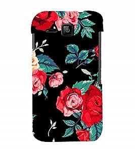 Nextgen Designer Mobile Skin for Micromax Bolt S301 (Roses Rose Flowers Beautiful Roses Lovely roses Rose Buds)