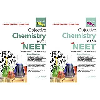 Modern's ABC of Objective Chemistry Part I & Part II(NEET) (English Edition)