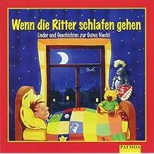 Wenn die Ritter schlafen gehen, 1 CD-Audio