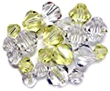 Jolee's Boutique Crystal Bicone Combo Mix, Jonquil