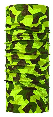 Buff - Pañuelo multifuncional, color verde, talla única