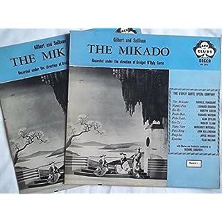 ACL 1014-5 Gilbert & Sullivan The Mikado D'oyly Carte Idisore Godfrey 2x LP