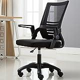 Canyi Z Büroarbeit Stuhl Atmungsaktive Mesh Computer Stuhl Hause Besprechung Bürostuhl Aufzug Drehstuhl Modernen Minimalistischen Sitz (Farbe : A)