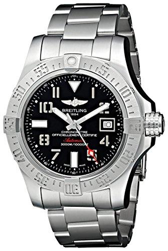Breitling Avenger II Seawolf A1733110_BC31_169A reloj para hombre