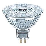 OSRAM LED-Leuchtmittel, Glas, GU5.3, 5 W, Weiß, 5.1 x 5.1 x 4.6 cm