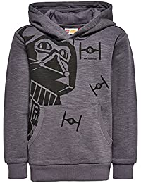 Lego Wear Star Wars Skeet 751-Sweatshirt, Sweat-Shirt à Capuche Garçon