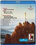 Schubert Messe Es-Dur D 950/Mozart Messe c-moll KV 139 Waisenhausmesse [Blu-ray]
