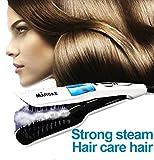 Best Hair Straightener With Steam - Di Grazia Ceramic Steam Anti Static Detangling Spray Review