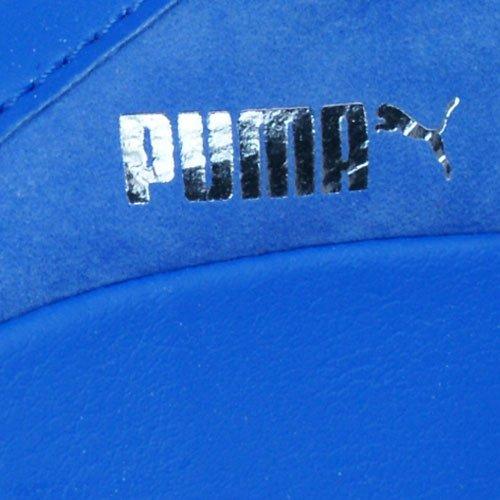 Puma Kai Lo Nubuck Baskets femme blue