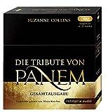 Die Tribute von Panem 1-3 Hörbuch-Gesamtausgabe (6 MP3 CD): Band 1-3, ungekürzte Lesungen, ca. 1746 Min.