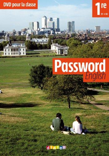 Password English 1re - DVD classe