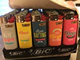 #7: BiC Mini Outdoor Collection of 5 Lighters