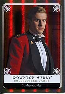 Downton Abbey saisons 1& 2l'Étage Chase Carte up-5