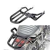 Motorrad Gepäckbrücke Gepäckträger Stahl Verlängern Cargo Bag Case Box Träger für 2018 Kawasaki Z900RS Z 900 RS ABS/Cafe ABS