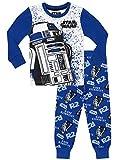Star Wars Jungen R2D2 Schlafanzug - Slim Fit - 134