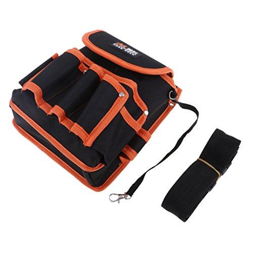 SunniMix Portable Tool Kit Taschen Hardware Gürteltasche Für Elektrische Und Wartungswerkzeuge - 2