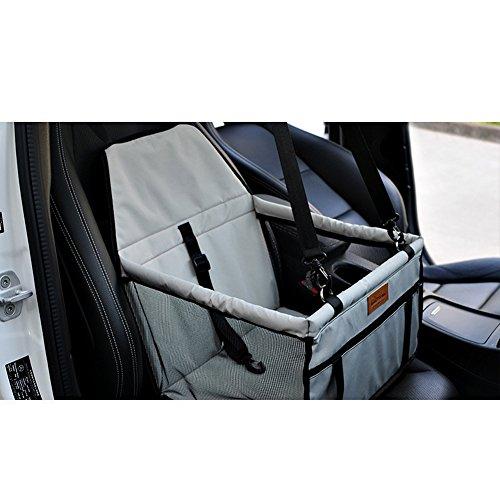 tragbar Faltbare Hundebox Auto Sitzerhöhung tragbar Reise Verwenden (Auto Sitzbezug Reisetasche)