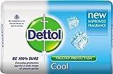 Dettol Soap Value Pack, Cool (3 Pieces x...