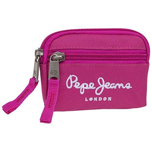 Pepe-Jeans-Monedero-Color-Rosa