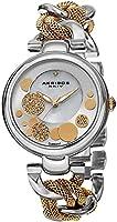 Akribos XXIV AK643TTG - Reloj para mujeres de Akribos XXIV