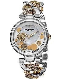 Akribos XXIV AK643TTG - Reloj para mujeres