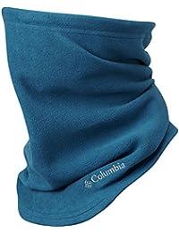 Columbia Thermarator Nec Bragas de Cabeza, Hombre, Azul (Phoenix Blue), Talla Única