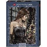 Heye 29198 - Standardpuzzles 1000 Teile Poison, Victoria Francés