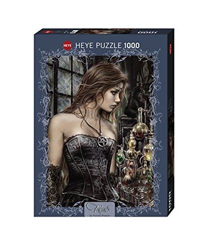 Heye 29198 - Veleno, Victoria Francés, Puzzle 1000 pezzi