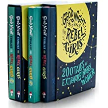 Good Night stories for rebel girls the gift set.