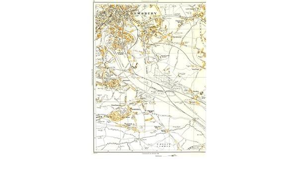 DEWSBURY.Thornhill,Overthorpe,Savile Town,Gawthorpe,Earlsheaton 1935 old map
