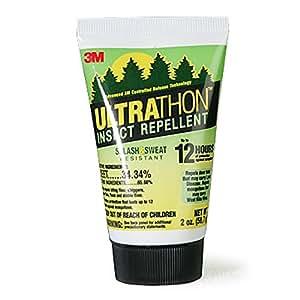 3M Ultrathon SRL-12 Insect Repellent Lotion, 2oz