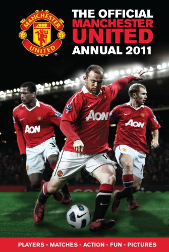 Official Manchester United FC Annual 2011